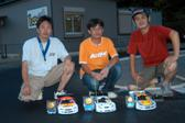 052s Active Hobby Tour in Kumamoto ken S POINT circuit